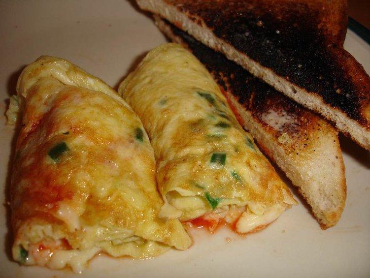 Omlet Na Ostro Kafeteria Pl