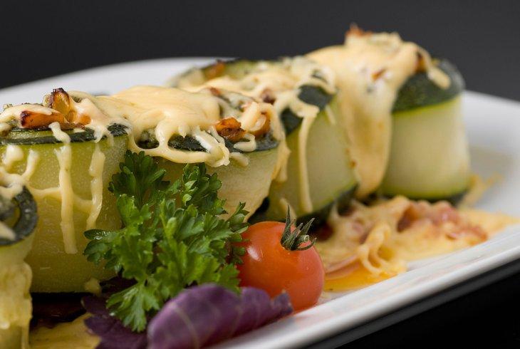 roladki z serem