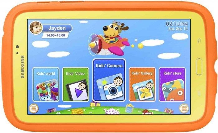 Tablet Samsung Galaxy Tab 3 7.0 Kids T2105 - cena: ok. 799 zł
