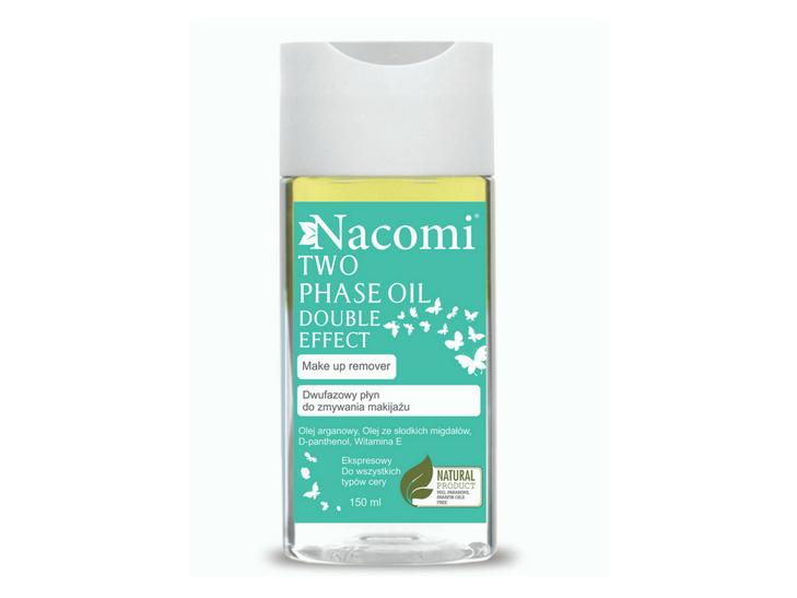 bf2bf14f1bb2a2 Dwufazowy płyn do zmywania makijażu Nacomi | Kafeteria.pl