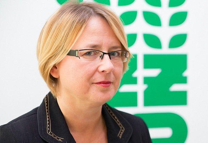 dr Katarzyn Stoś, prof. nadzw. Instytutu Żywności i Żywienia